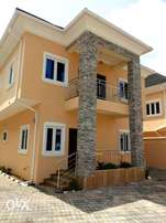 A Tastefully Spaciously Built 5 Bedroom Duplex Plus Bq in Lekki 1