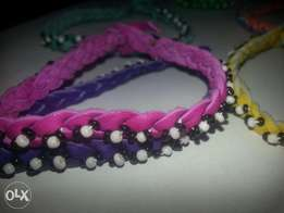 Beautiful hand crafted wrist bracelets at only 60ksh