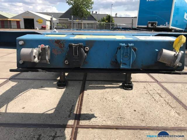 Burg 20 ft ADR containerchassis- 2x liftas BPO 12-27 CCXAX - 2005 - image 5