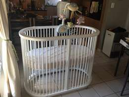 Brand new baby cot and accessories for sale