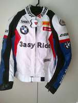 BMW Motorsport Genuine Leather Jackets x 1. Brand New. The Size Large