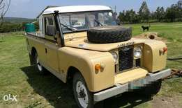 Land Rover Series 2A 109