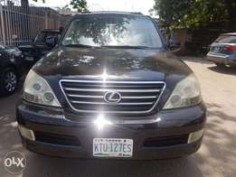 Extremely clean register 05 lexus Gx 470