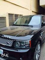2010 upgraded to 2012 Range Rover Sport