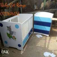 Baby Cots 2.5x4.5f