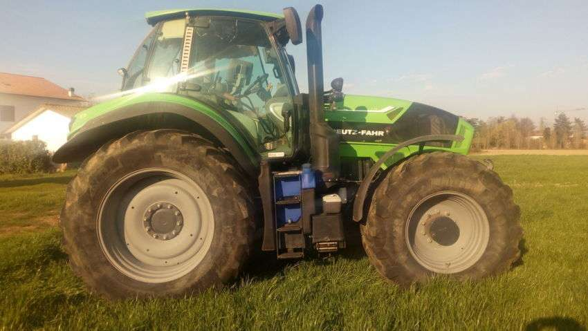Deutz-fahr Agrotron 7250 Ttv - 2016