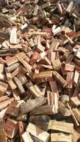 Blue Gum & Grapevine firewood for sale. R850