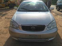 Super clean Just landed 2006 Toyota corolla