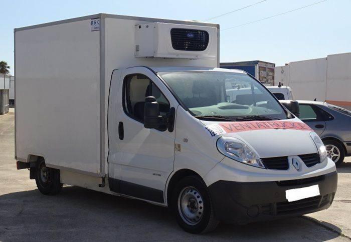 Renault – Trafic Plancher Dci115ch Placa - 2013