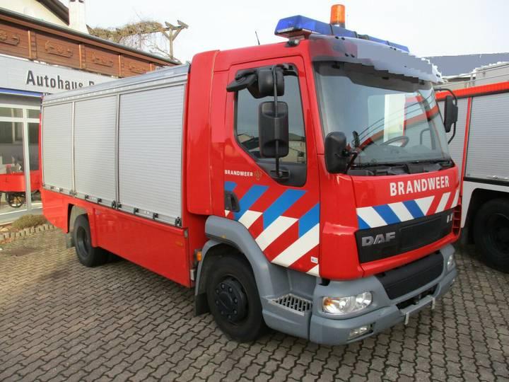 DAF LF Feuerwehr RW 2 Abschleppwagen Werkstattwagen
