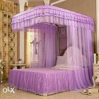 Classy and royal sliding mosquito net