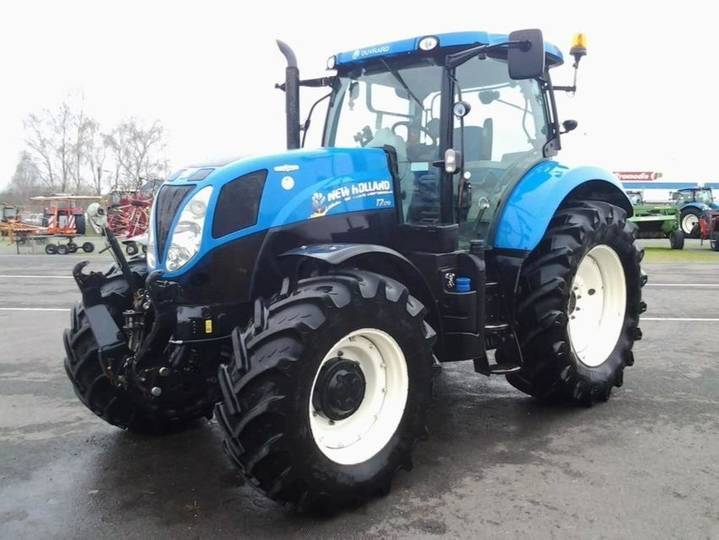 New Holland t7.170 autocommand - 2013