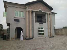 For Sale::: Clean 5bedroom Fully Detached House at Opic Lagos
