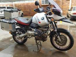 Stunning 2004 BMW R 1150 GS Adventure for sale