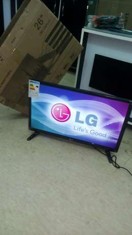 26 inches Led LG flat tv Kampala - image 2