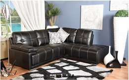 BRAND NEW! Alexa Corner Unit (Air Leather) Only R 6 999