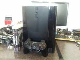PS3 in excellent condition
