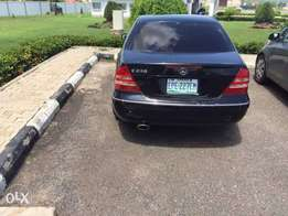 Mercedes Benz C 230 is for sale!