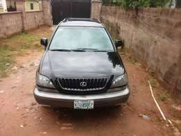 Neatly used lexus rx300 for sale