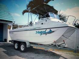 Boat for SALE - COZY CAT - 18.6