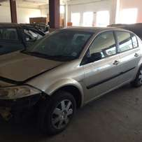 Currently Stripping Renault Megane 2006 1.6