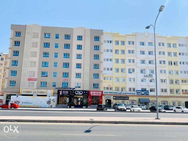 2 BR Commercial Flats in Bausher