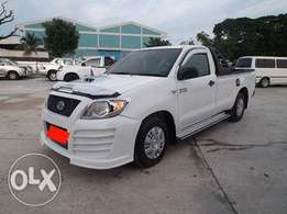 Toyota hilux pick up 2010 fully loaded, finance terms accepted