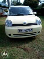 Toyota sienta Car on sale