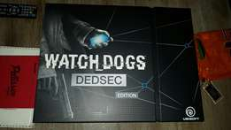Watchdogs dedsec collectors addition Ps4