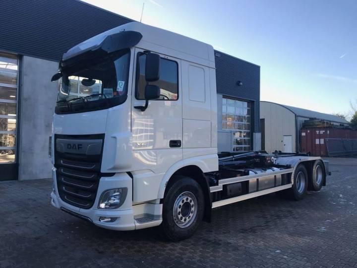DAF Xf 480 Fas Euro 6 Met Hiab Haakarmsyteem - 2019