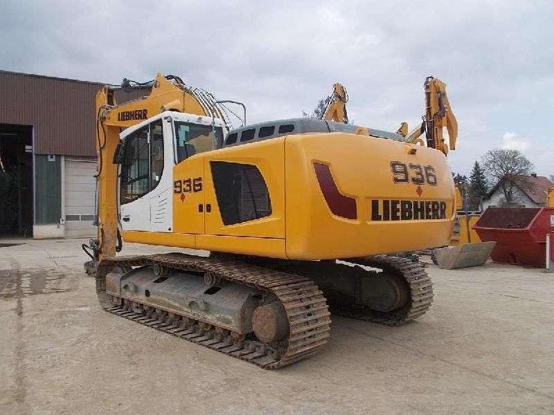 Liebherr R 936 NLC Litronic - 2013 - image 9