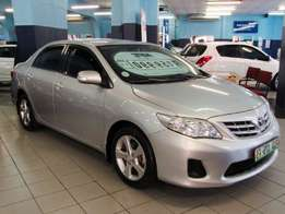 Toyota Corolla 1.6 Advanced A/T