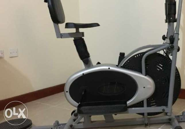 Eleptical machine for free delivery