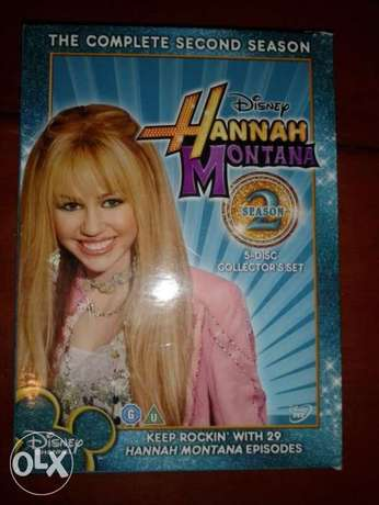 hanna montana original second season complete