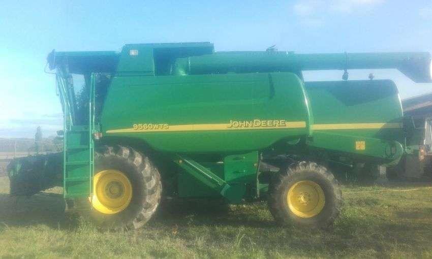 John Deere 9560 Wts - 2002