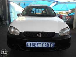 Opel Corsa Bakkie 2005 1.4i 170,000km Manual Gear with canopy leather
