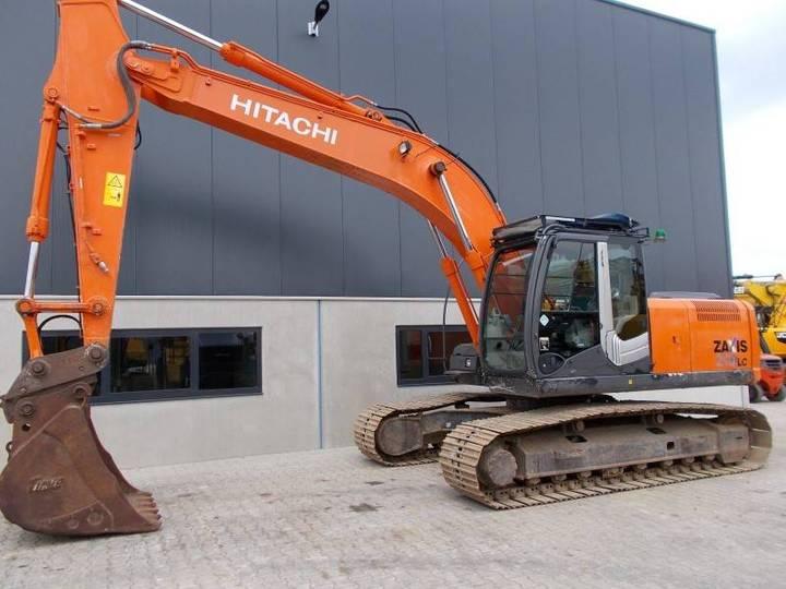 Hitachi Zx 210 Lc-3 - 2012