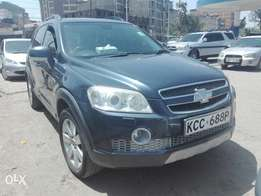 2008|2000cc|Diesel|Chevrolet Captiva| Automatic Transmission