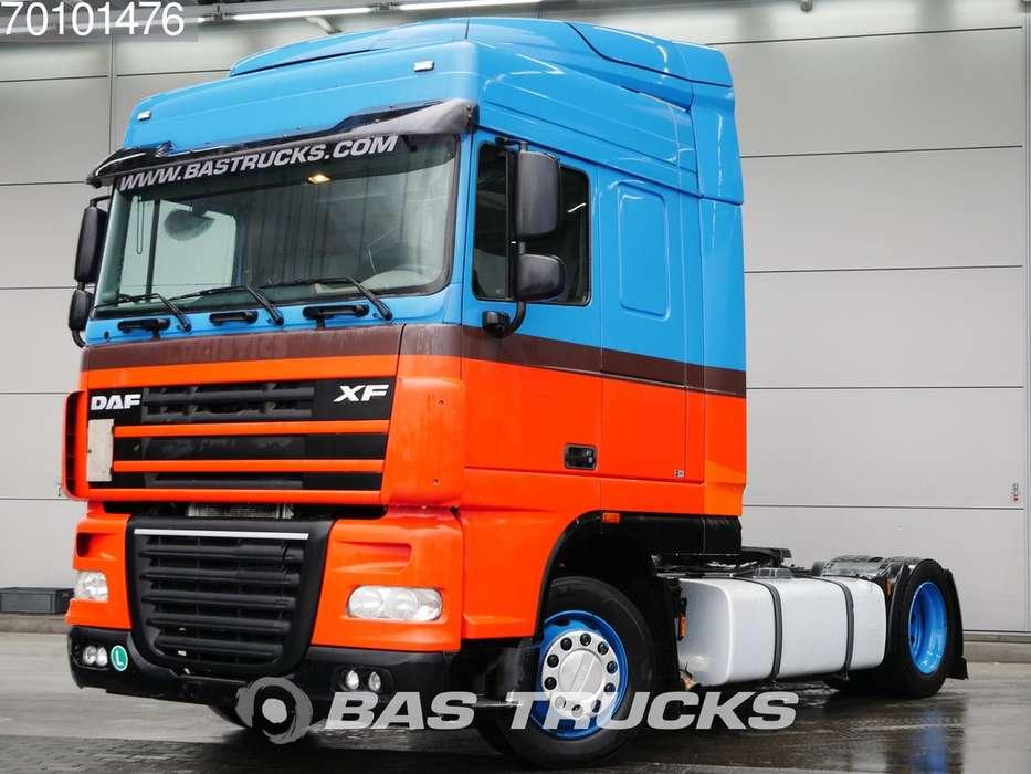 DAF XF105.410 4X2 Mega Standklima EEV - 2013
