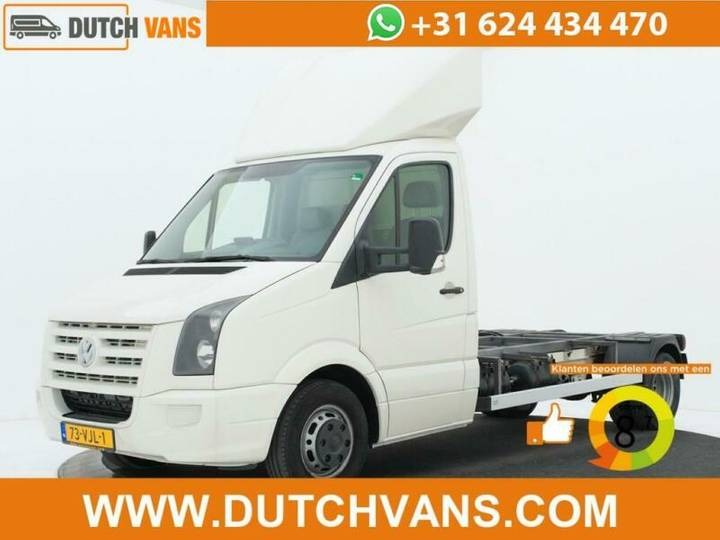 Volkswagen Crafter 2.5TDI 164PK Chassis WB432 - 2007