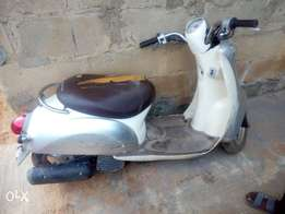 Crea scoopy scooter