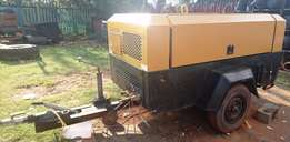 Ingersoll Rand 260CFM Mobile Air Compressors