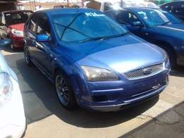 2008 Ford Focus 1.6 Hatchback