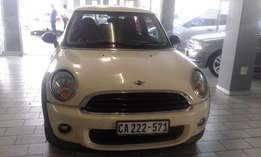 2013 Mini Cooper 1.4 for sell 150000r