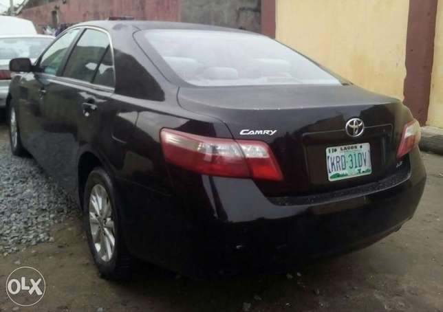 Just like Tokumbor 1st body super neat Toyota Camry Muscle up for grab Lagos Mainland - image 3
