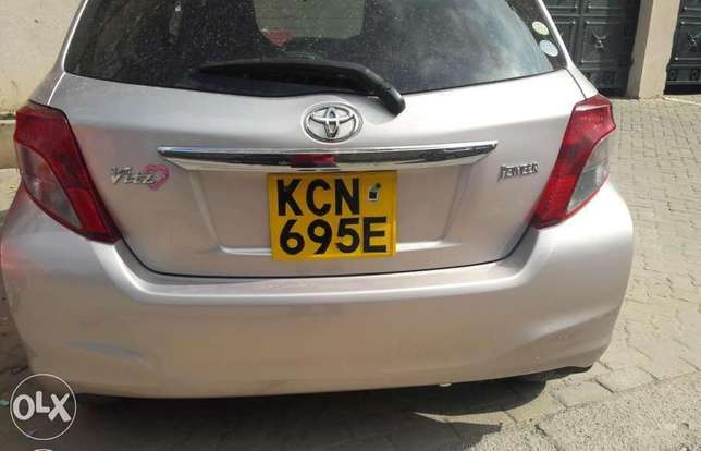 Quick Sale Vitz New Shape Mombasa Island - image 2