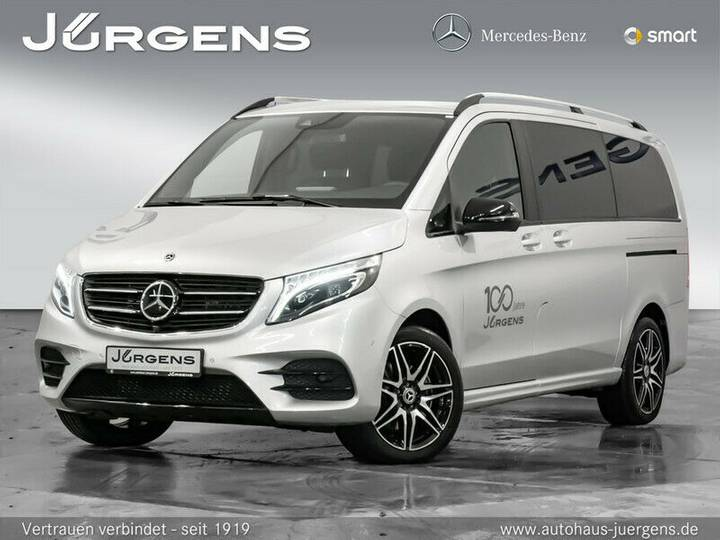 Mercedes-Benz V 250 d lang 4x4,AMG,Night,6 Sitze,Distronic,LED - 2018