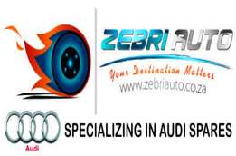 Audi parts and spares in Gauteng