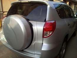 Super neat clean no dent and Toyota Rav4 SUV at give away price