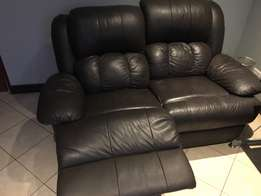 2 seater recliner couch for sale